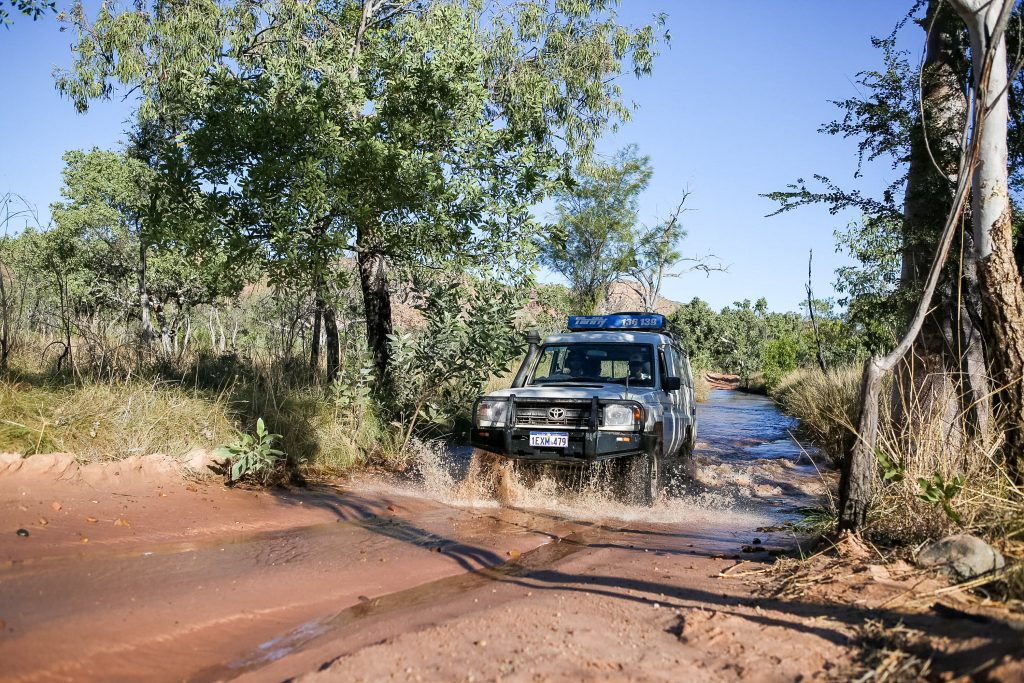 exploring the Australian Outback with Rustic Pathways