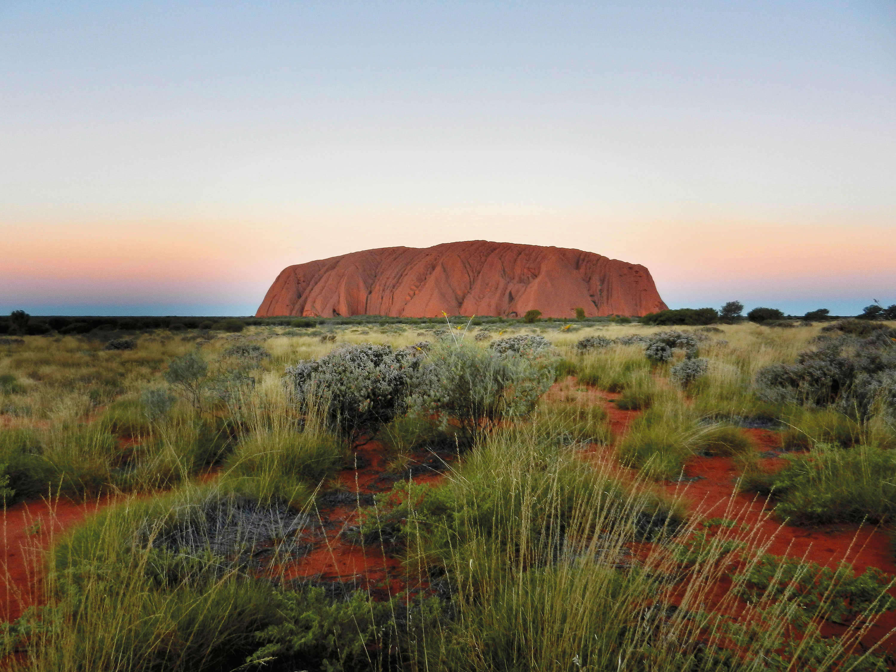 Uluru in Australia with Rustic Pathways