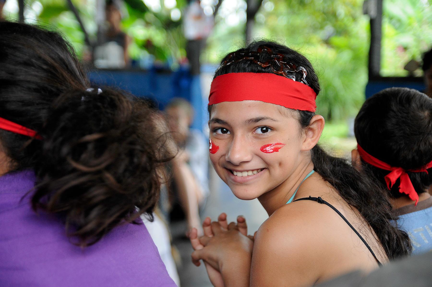 Leadership program in Costa Rica
