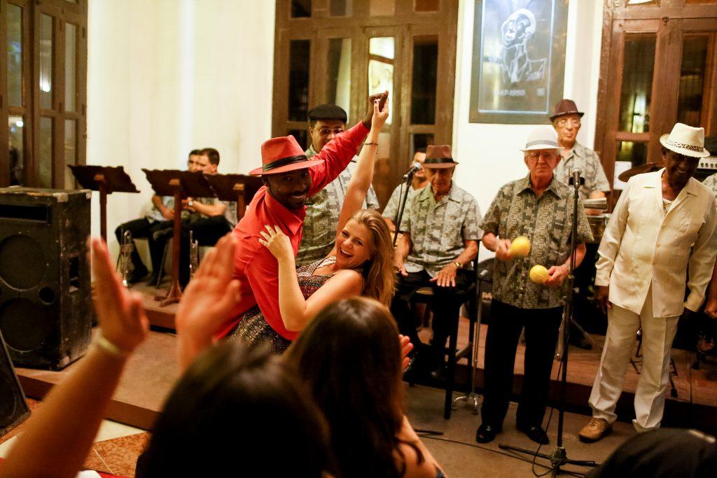 dance in Cuba