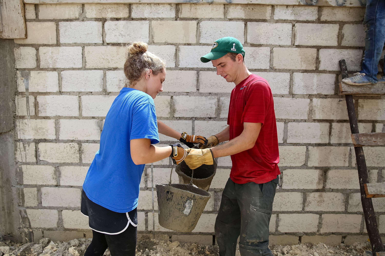 community service in the Dominican Republic