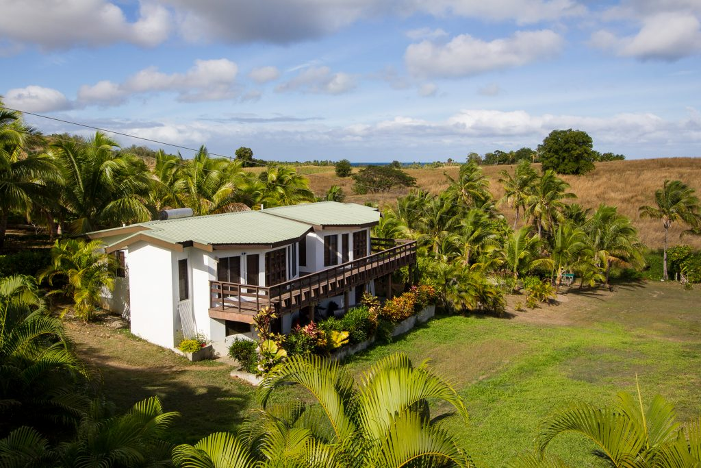 Rustic Pathways' South Pacific Eco-Lodge Service Base in Fiji