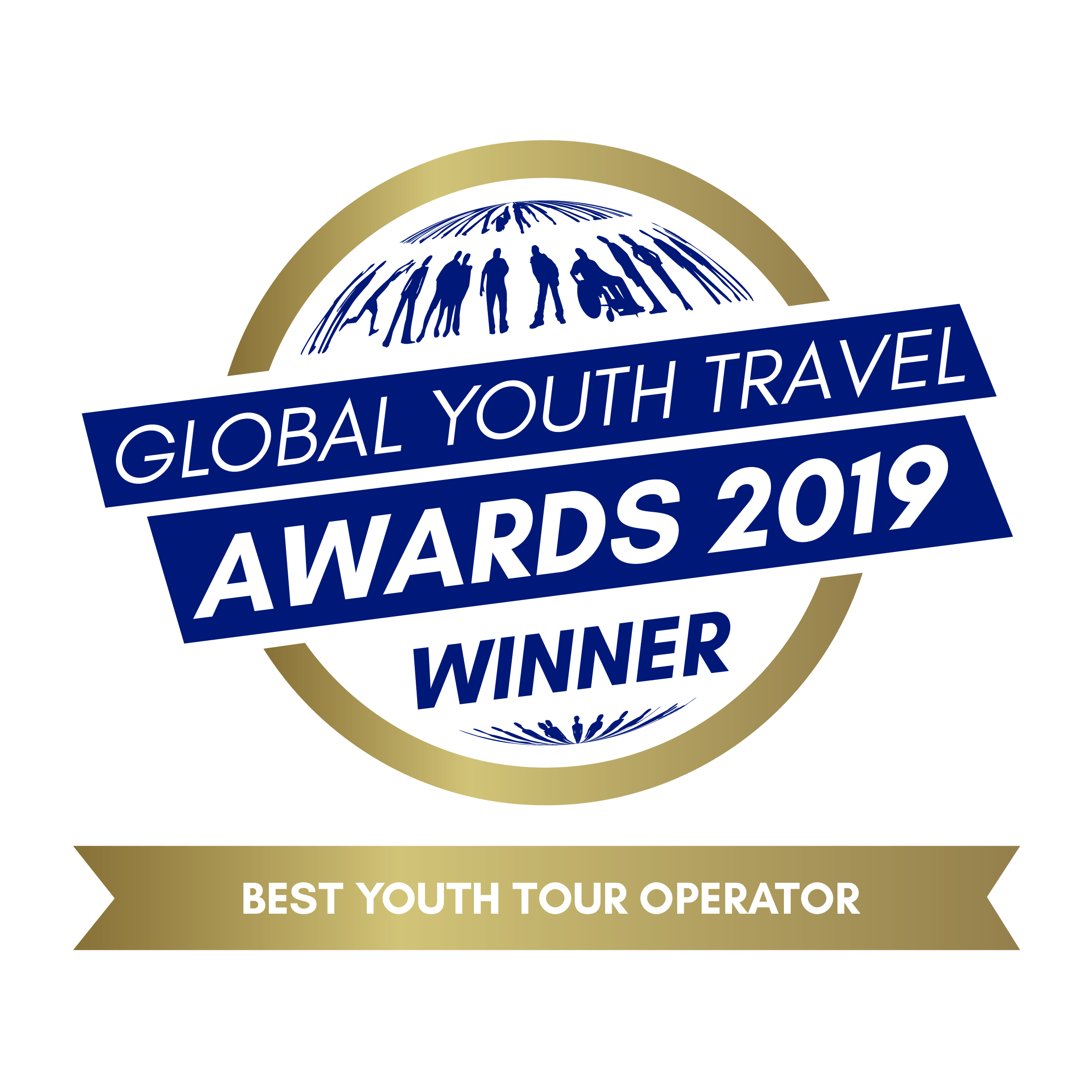 Rustic was awarded the Best Youth Tour Operator