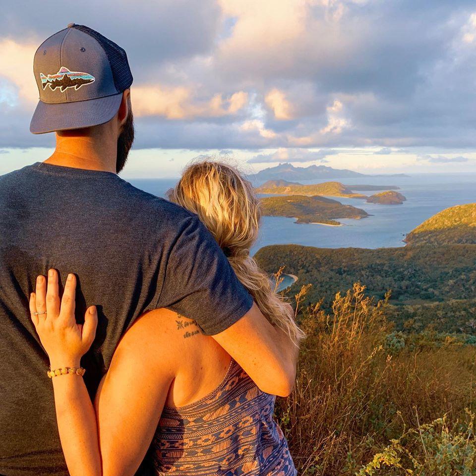 Hollie Wolfinger | Personal Travel Advisor engagement shot