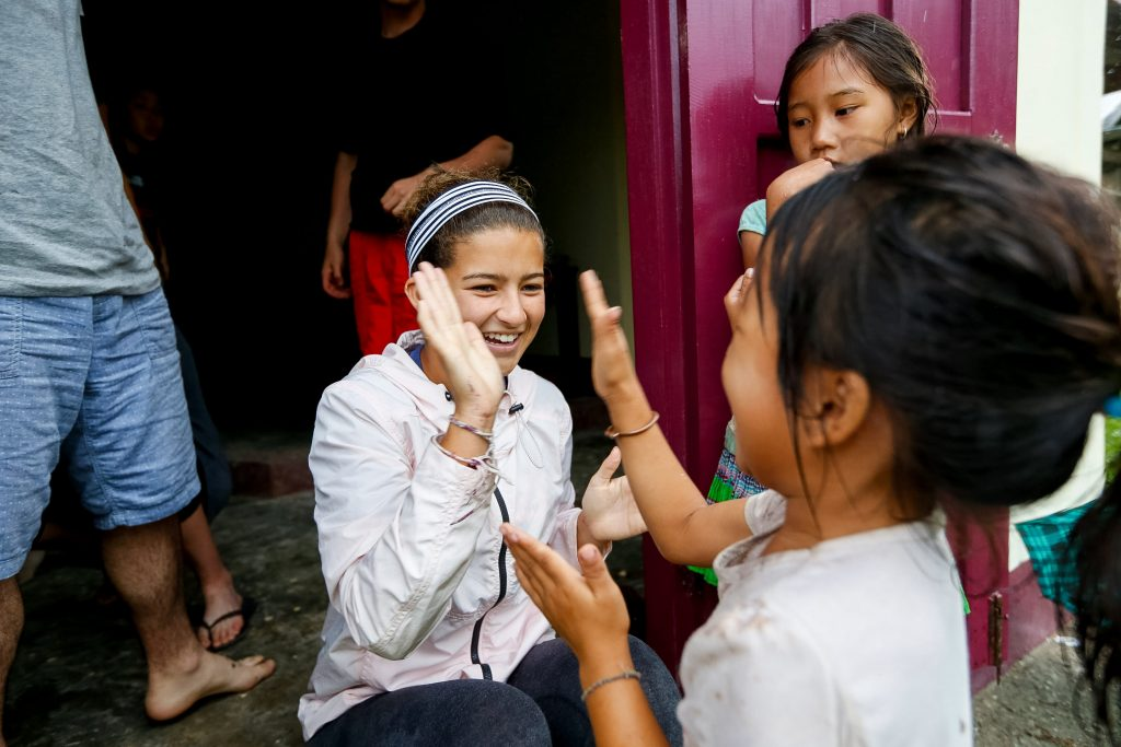 Community Service in Thailand