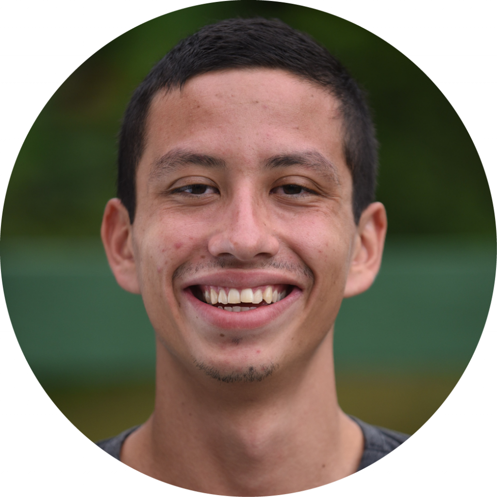 Rustic Pathways Team Costa Rica Program Leader Cristian Arce Valverde