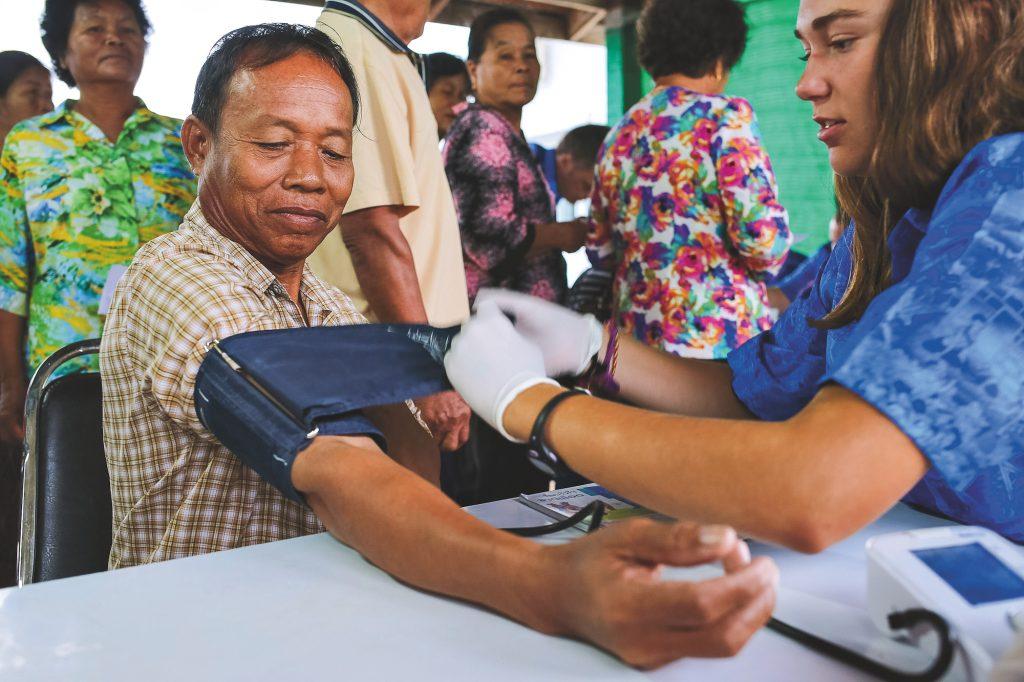 Health Screening in Thailand