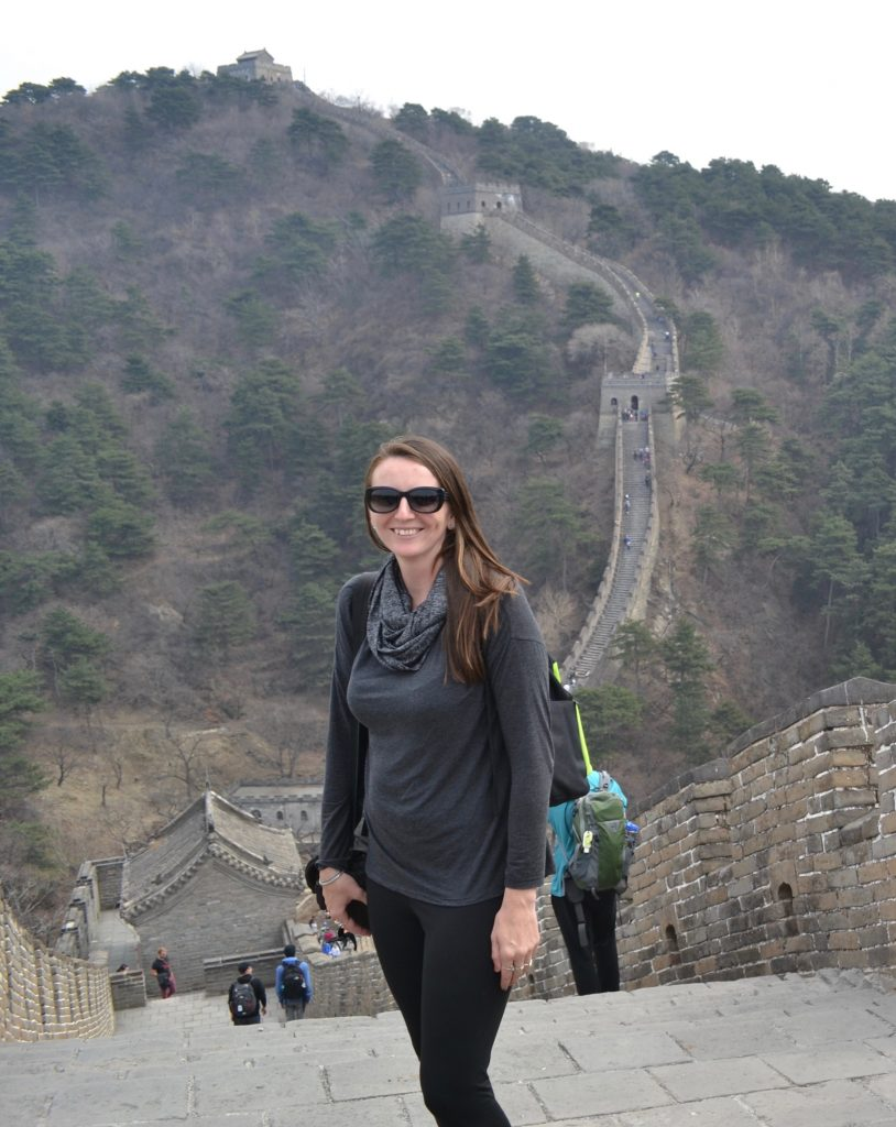 emily harney - Great Wall of China
